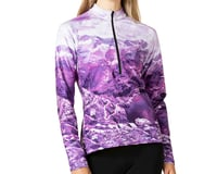 Terry Women's Thermal Long Sleeve Jersey (Colle del Nivolet)