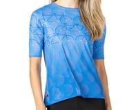 Terry Women's Soleil Flow Short Sleeve Cycling Top (Gruppo/Blue)