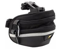 Topeak Survival Wedge Pack II Seat Bag w/ Tool Kit & Mount (Black)