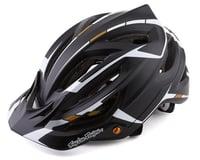Troy Lee Designs A2 MIPS Helmet (Silver Black/White)