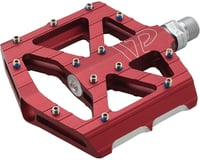 """VP Components All Purpose Pedals (Red) (Aluminum) (9/16"""")"""