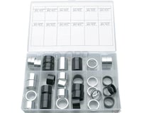 Wheels Manufacturing Tall Stack Spacer Kit (10-40mm) (40 Pieces)