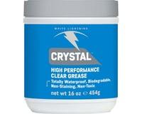 White Lightning Crystal, clear grease -16oz (1lb) tub