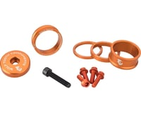 Wolf Tooth Components Headset Spacer BlingKit (Orange) (3, 5, 10, 15mm)