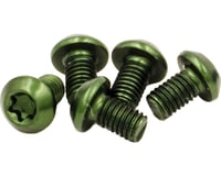 Wolf Tooth Components CAMO Chainring Bolt Kit (Green)