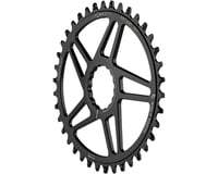 Wolf Tooth Components Easton Direct Mount Oval Drop-Stop Chainring (Black)