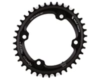 Wolf Tooth Components Elliptical 110 BCD Asymmetric Chainring (Black)