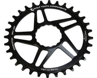 Wolf Tooth Components Drop-Stop Race Face Cinch Chainring (Black) (Boost)