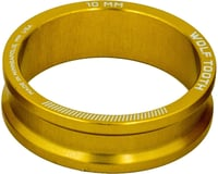 """Wolf Tooth Components 1-1/8"""" Headset Spacers (Gold) (5)"""