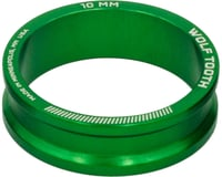 """Wolf Tooth Components 1-1/8"""" Headset Spacers (Green) (5)"""
