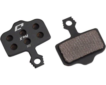 gobike88 New Black Jagwire Disc Brake Pads For SRAM Avid Elixir DCA579 M10