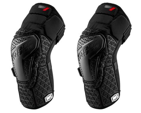 100% Surpass Knee Guards (Black) (S)