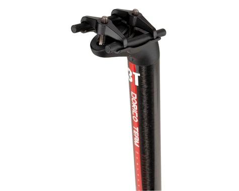 3T Dorico Team Setback Seatpost (Carbon) (27.2)