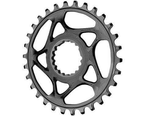 Absolute Black Cannondale Hollowgram DM Ring (Black)