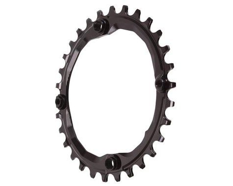 Absolute Black Oval Chainring (Black) (104mm BCD) (Offset N/A) (30T)