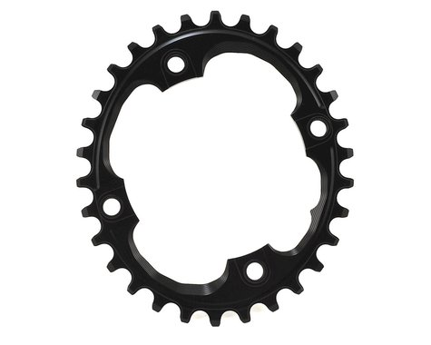 Absolute Black SRAM Oval Chainring (Black) (94mm BCD) (Offset N/A) (30T)