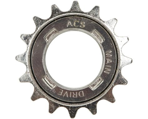 "ACS MainDrive Freewheel (Silver) (1/8"")"