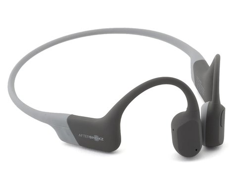 AfterShokz Aeropex Wireless Bone Conduction Headphones (Lunar Grey) (Standard)