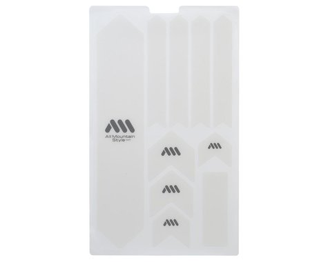 All Mountain Style Honeycomb Frame Guard Extra (Clear)