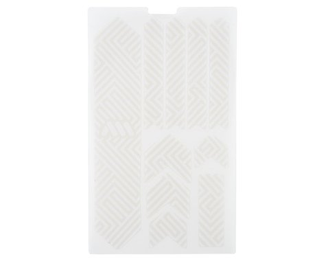 All Mountain Style Honeycomb Frame Guard Extra (White) (Maze)