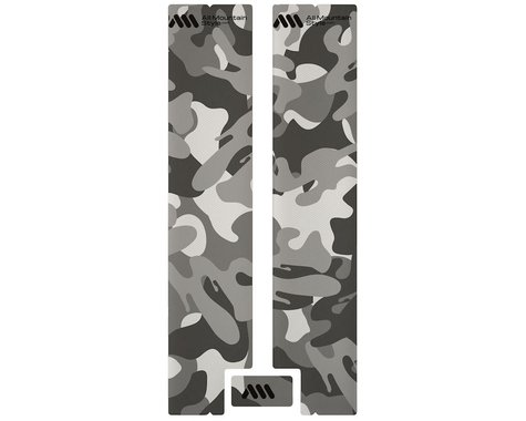 All Mountain Style Honeycomb Fork Guard (Clear/Camo)