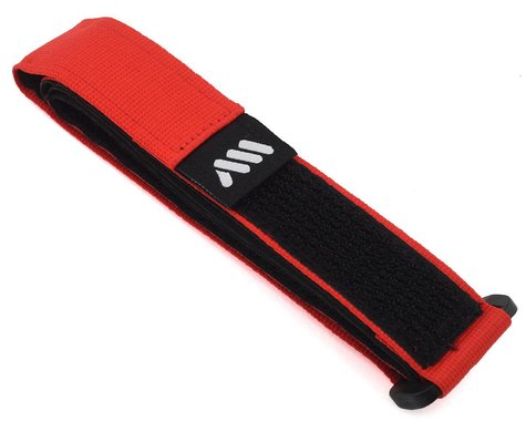 All Mountain Style Velcro Frame Strap (Red)