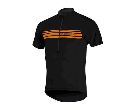 Alpinestars Lunar Short Sleeve Jersey (Black/Orange)