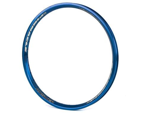 Answer Pinnacle Pro Rim (Blue) (20 x 1.75)