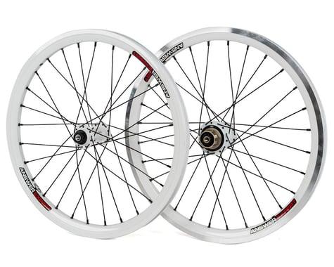 Answer Holeshot Expert Wheelset (White)