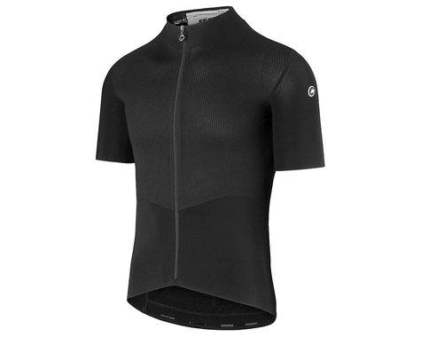 Assos Men's Cento Evo8 Short Sleeve Jersey (Black Series)