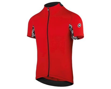 Assos Men's Mille GT Short Sleeve Jersey (National Red)