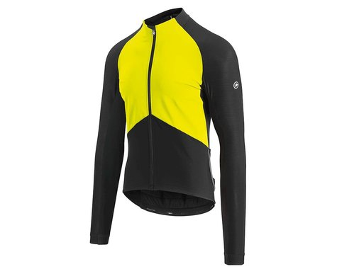 Assos Mille GT Spring/Fall Jacket (Fluo Yellow) (S)