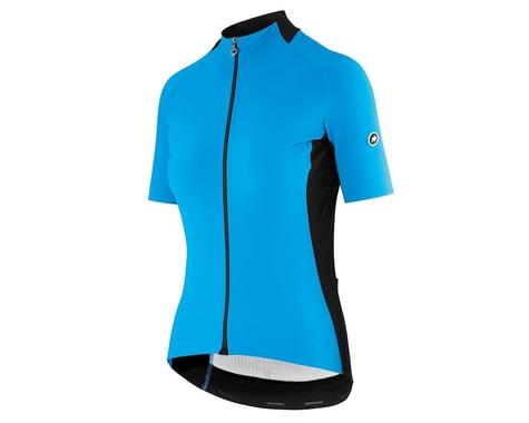 Assos Women's laalalai Evo8 Short Sleeve Jersey (Colorful Blue) (S)