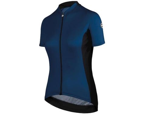 Assos Women's UMA GT Short Sleeve Jersey (Caleum Blue) (XLG)