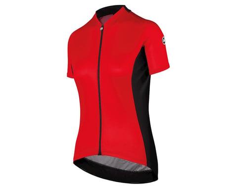 Assos Women's UMA GT Short Sleeve Jersey (National Red)