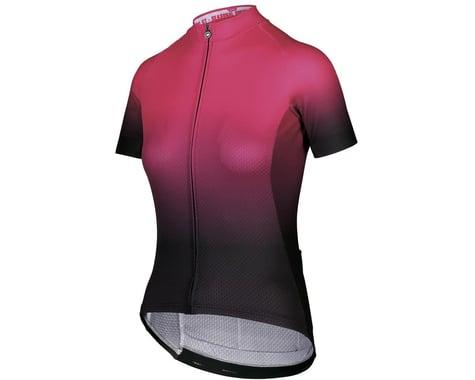 Assos Women's UMA GT C2 Shifter Short Sleeve Jersey (Foxyriser Pink) (S)