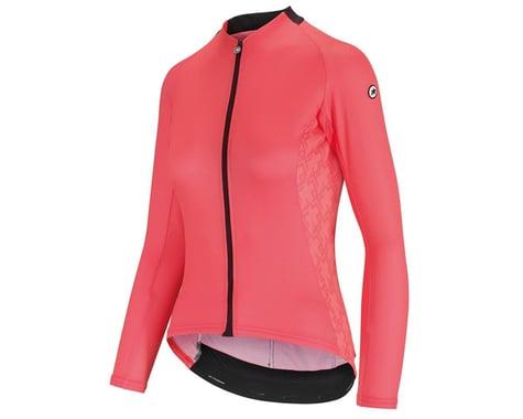 Assos Women's UMA GT Long Sleeve Summer Jersey (Galaxy Pink) (S)
