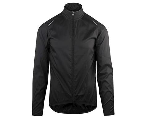 Assos Men's Mille GT Wind Jacket (Blackseries) (XLG)