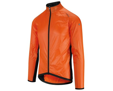 Assos Men's Mille GT Wind Jacket (Lolly Red) (L)