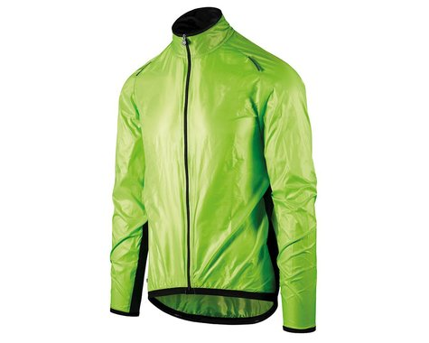 Assos Men's Mille GT Wind Jacket (Visibility Green) (XS)