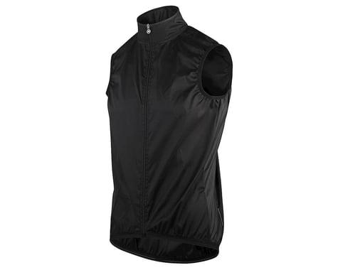 Assos Men's Mille GT Wind Vest (Black Series) (M)