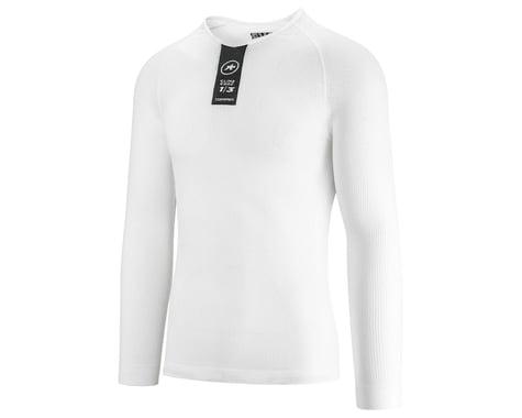 Assos Skinfoil Long Sleeve Summer Base Layer (Holy White)