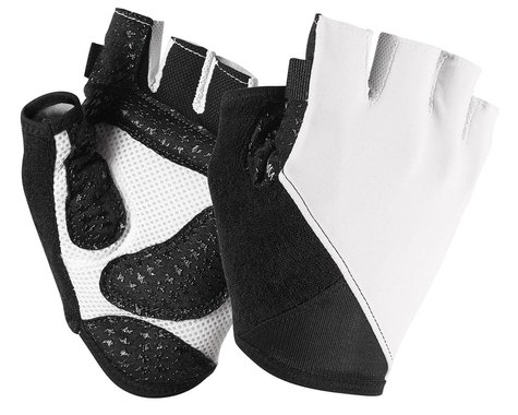 Assos Summer Gloves s7 (White Panther) (XS)