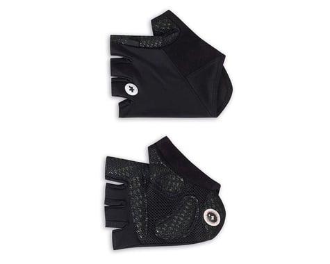 Assos Summer Gloves s7 (Black Volkanga) (XS)