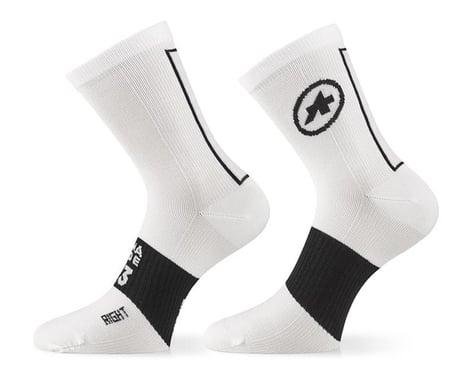 Assos Assosoires Summer Socks (Holy White) (S)