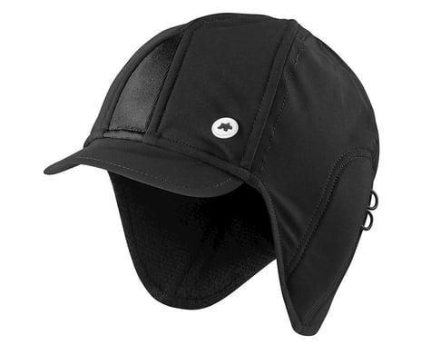 Assos FuguHelm Cycling Cap (Black Volkanga)