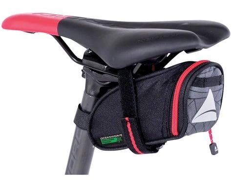Axiom Seymour Oceanweave Wedge Saddle Bag (Black) (0.5L)