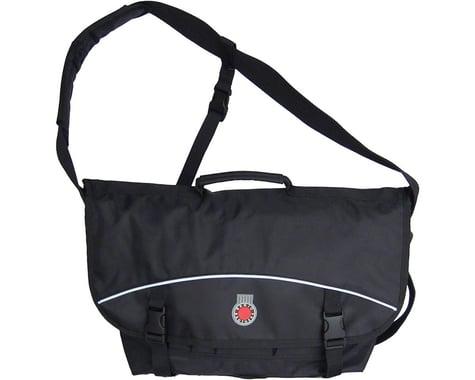 Banjo Brothers Messenger Bag (Black) (M)