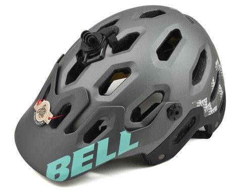 Bell Super 2 MIPS Joyride Women's MTB Helmet (Matte Gunmetal Shimmer)