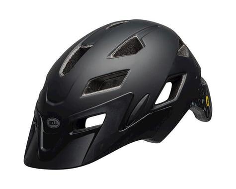 Bell Sidetrack Youth Mountain Helmet (Matte Black/Silver)
